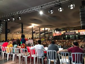 Chamado à unidade em defesa dos direitos marcou 1º dia de Congresso da CSP-Conlutas