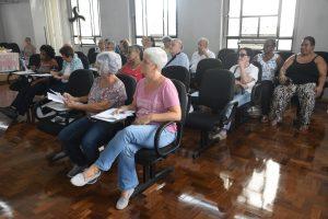 Núcleo de Aposentados e Pensionistas oferece aulas de informática a partir de 6/11