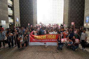TRT-2: Servidores e magistrados defendem que creche é direito fundamental