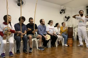 Sintrajud terá aula aberta de capoeira neste sábado, 19