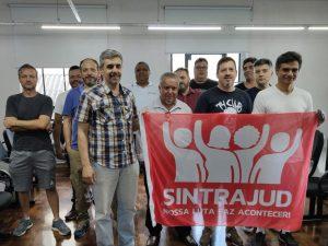 Agentes de segurança têm última reunião do ano no dia 14, seguida de festa em Santos