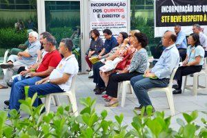 Proclamação de resultado dos quintos no STF será em Plenário presencial