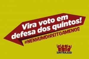 Quintos: Gilmar Mendes divulga voto