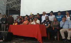 Sindicato reafirma solidariedade aos trabalhadores equatorianos