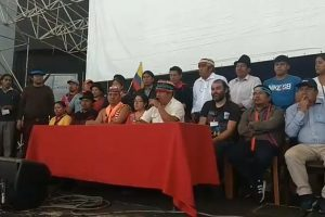 Sindicato reafirma de solidariedade aos trabalhadores equatorianos