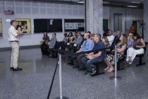 Sintrajud participa de encontro para recadastramento de servidores no TRE