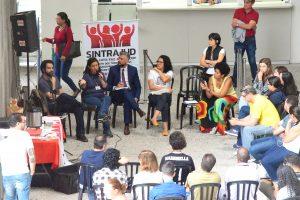 08/11/19 – Café da manhã no Fórum Trabalhista Ruy Barbosa