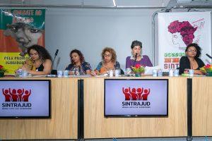 Luta contra o racismo e machismo na sociedade foram debatidos em seminário no Sindicato