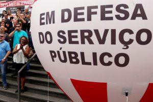 Impedir o desmonte dos serviços públicos