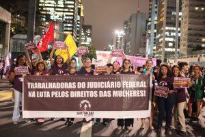 Sintrajud terá representação de 10 mulheres no 1º Encontro da Fenajufe
