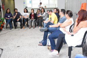 Café da manhã aprova ações contra as PECs de Bolsonaro e discute a creche do TRT-2