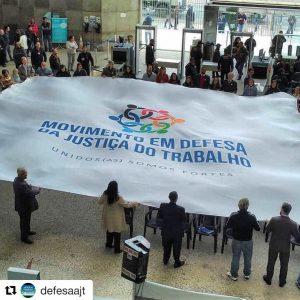 Movimento em Defesa da Justiça do Trabalho repudia MP 905/2019