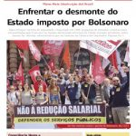 Editorial Jornal do Sintrajud 589: Hora de um basta nisso aí!