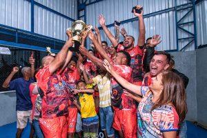 07/12/19 – Final da XIV Copa Sintrajud de Futebol Society