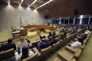 VITÓRIA: STF vota por manter pagamento ao modular decisão dos quintos