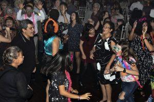 Em clima de confraternização e alegria, servidores lotaram festa de fim de ano