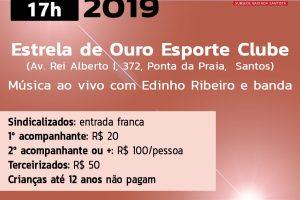 Emissão de convites de festa da Baixada estará disponível a partir deste sábado, 7