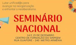 Fórum unitário reúne trabalhadores por liberdades democráticas neste sábado (14)