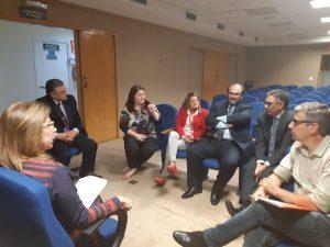 TRF-3 atende Sintrajud e anuncia primeiro grupo de trabalho sobre autogestão da saúde