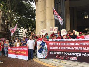Governo e presidente da Câmara tentam acelerar tramitação da PEC que reduz salários