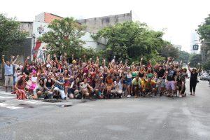 'Baseado na Lei' reuniu foliões da categoria no pré-carnaval de São Paulo