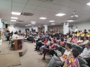 Plenária unificada fortalece a construção do 18M em São Paulo