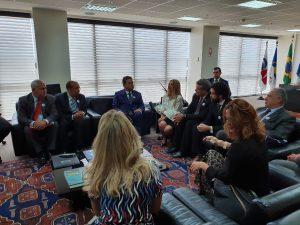 Sindicato e MDJT se reúnem com o CFOAB, Anamatra e outras entidades nacionais nesta quarta