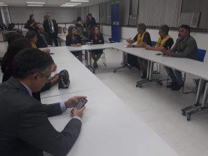 TRF/JFSP: ato e nota à imprensa sobre e-Vara e condições de trabalho arrancam nova audiência com administração