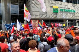 Fórum de trabalhadores do setor público repudia perseguições na Petrobras