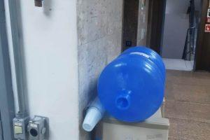 Empresa terceirizada interrompe fornecimento e deixa unidades da JF sem água potável
