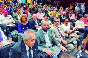Sintrajud participou de atividade em defesa do serviço público em Brasília