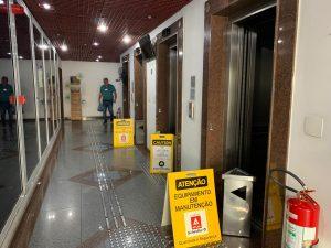 TRT-2: Sindicato pede suspensão do expediente no Edifício Millenium até adequação das condições de trabalho