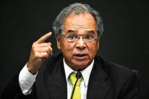 #ParasitaÉPauloGuedes: Nota de repúdio ao governo Bolsonaro e ao ministro da Economia
