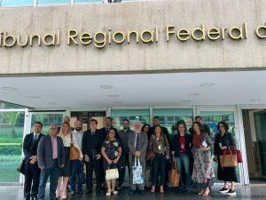 Sintrajud acompanhou sessão do CJF que discutiu verbas pagas a oficiais de justiça