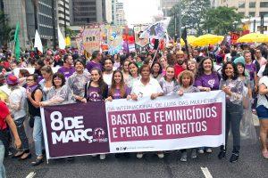 08/03/2020 – Dia Internacional da Mulher