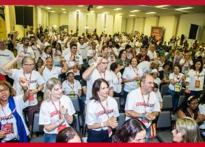 NOTA: Fora Bolsonaro e seu governo, para defender os salários, os direitos e a vida