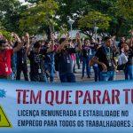 Trabalhadores lutam para proteger a saúde em meio ao descaso das empresas