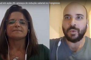 Sintrajud em ação #5: ameaça de redução salarial no Congresso