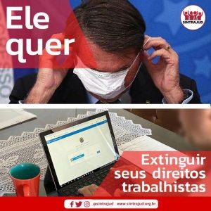 Recuo pode ser falso: jornal diz que Bolsonaro prepara nova MP com suspensão e redução de salários