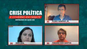 """""""'Fora, Bolsonaro' é a tarefa imediata dos trabalhadores"""", afirma Plínio de Arruda Sampaio Jr."""