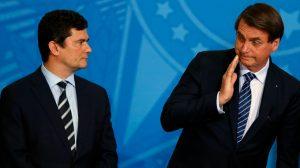Discurso de saída de Moro é testemunho de crimes presidenciais, avalia direção do Sintrajud