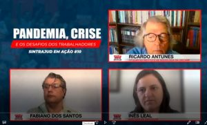 Sintrajud em ação #10: Pandemia, crise e desafios dos trabalhadores