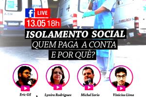 Frente Sindical Classista discute quem deve pagar a conta da pandemia