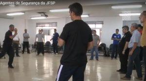 Nova ação busca assegurar direito a agentes de segurança