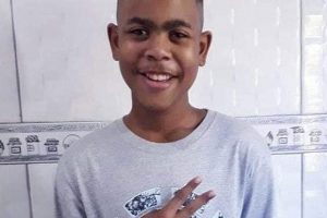 Ato online neste dia 26 cobra justiça para o menino João Pedro e fim das mortes em ações policiais