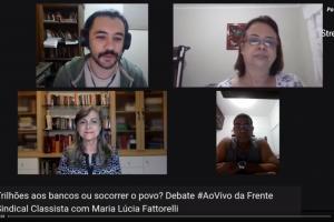 Sintrajud, Auditoria Cidadã e Frente Sindical da Baixada debatem políticas contra a Covid-19