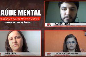 Saúde mental e assédio moral na pandemia
