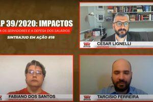 PLP 39/2020: Impactos para os servidores e a defesa dos salários