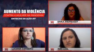 Aumento da violência doméstica exige medidas de proteção às mulheres, defende pesquisadora