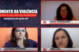 Aumento da violência contra a mulher na pandemia